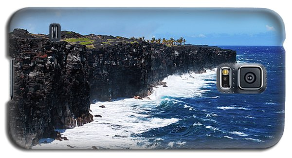 Lava Shore Galaxy S5 Case