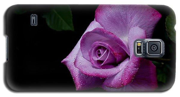 Galaxy S5 Case featuring the photograph Lavendar Lady by Doug Norkum