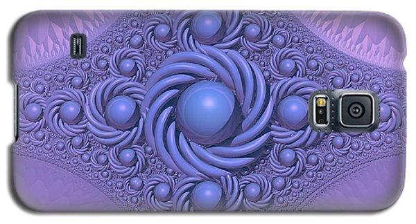 Lavender Beauty Galaxy S5 Case by Lyle Hatch