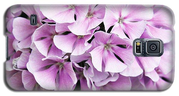 Lavender Flocks Galaxy S5 Case by Susan Crossman Buscho