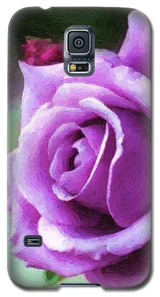 Lavender Lady Galaxy S5 Case