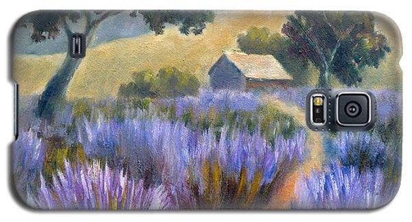 Lavender Path Galaxy S5 Case