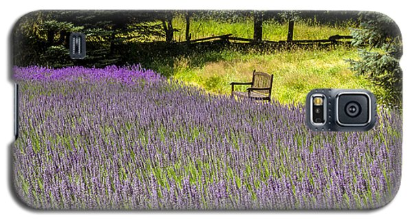 Lavender Rest Galaxy S5 Case by Kathy Bassett