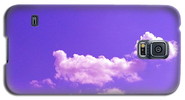Lavender Skies Galaxy S5 Case
