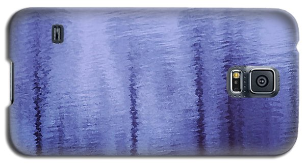 Galaxy S5 Case featuring the photograph Lavender Sticks by Lorenzo Cassina