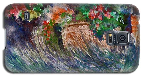 Lavinder Wall Galaxy S5 Case by Jessamine Barron