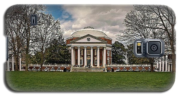 Lawn And Rotunda At University Of Virginia Galaxy S5 Case