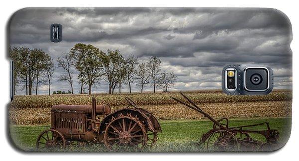 Lawn Tractor Galaxy S5 Case