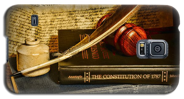 Lawyer - The Constitutional Lawyer Galaxy S5 Case by Paul Ward