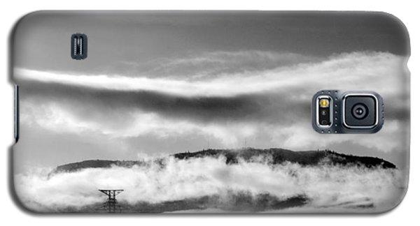 Layered Smoke Galaxy S5 Case