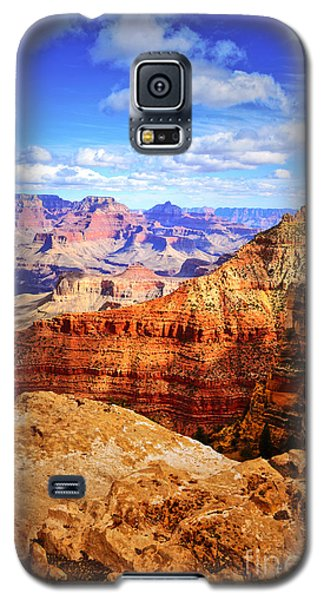 Layers Of The Canyon Galaxy S5 Case by Tara Turner