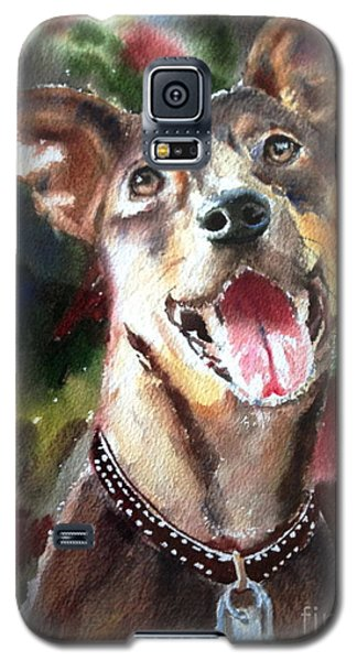 Layla  Galaxy S5 Case