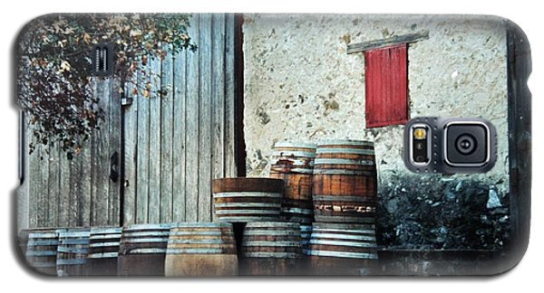 Lazy Afternoon At The Winery Galaxy S5 Case by Diane Alexander