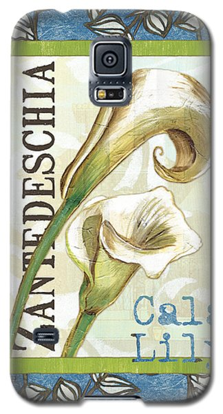 Lazy Daisy Lily 1 Galaxy S5 Case