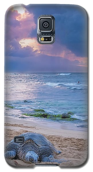 Lazy Days On Maui Galaxy S5 Case by Hawaii  Fine Art Photography
