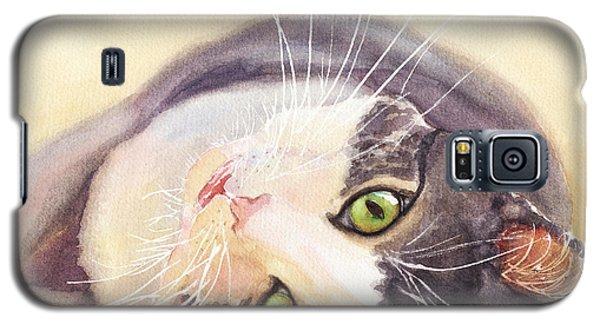 Lazy Kitty Galaxy S5 Case