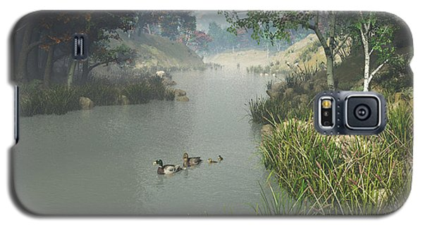 Lazy River Galaxy S5 Case