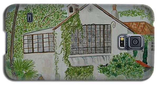 L.b. Clegg House In San Antonio Galaxy S5 Case