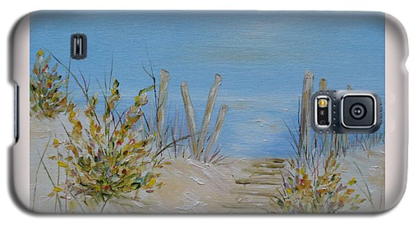 Lbi Peace Galaxy S5 Case by Judith Rhue
