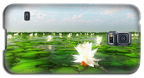 Le Bassin Aux Nympheas... Galaxy S5 Case