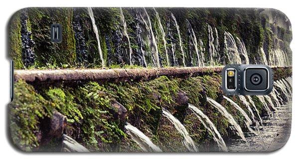 Le Cento Fontane The Hundred Fountains  At Villa D'este Gardenst Galaxy S5 Case