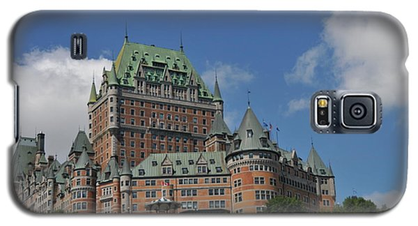 Le Chateau Frontenac  -- Quebec City Galaxy S5 Case