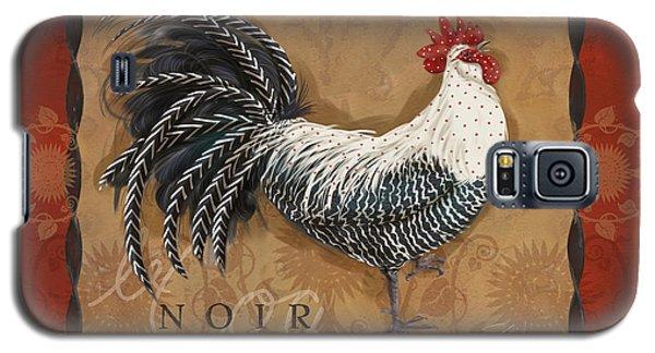 Le Coq Rooster Noir Galaxy S5 Case