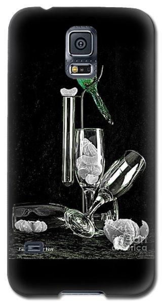 Le Perroquet Vert Galaxy S5 Case