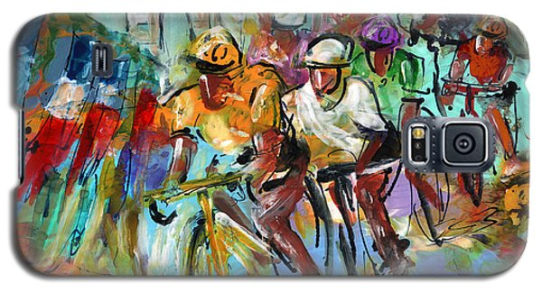 Le Tour De France Madness 02 Galaxy S5 Case
