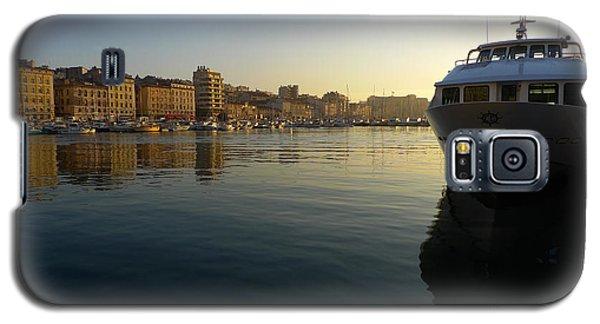 Le Vieux Port Marseille Galaxy S5 Case