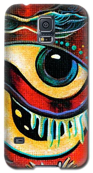 Leadership Spirit Eye Galaxy S5 Case by Deborha Kerr