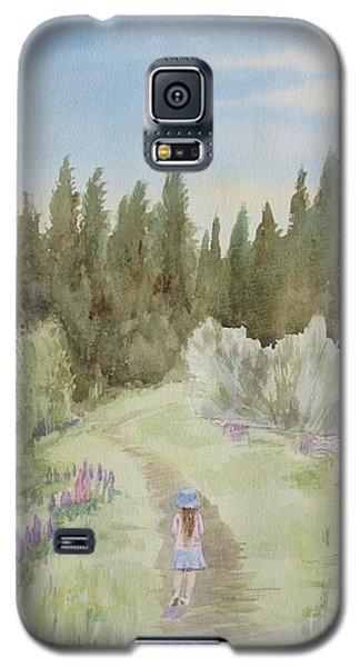 Leading The Way Galaxy S5 Case by Martin Howard