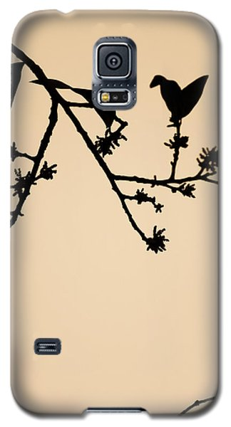 Leaf Birds Galaxy S5 Case