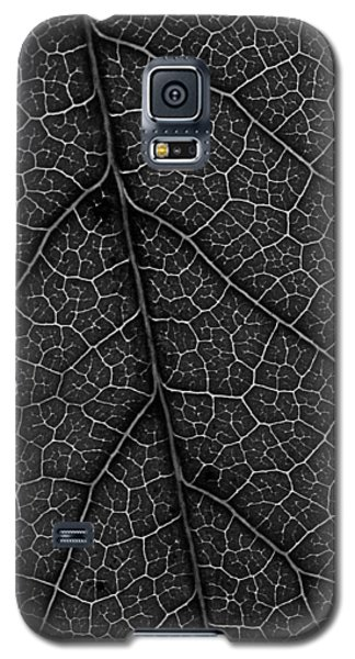 Leaf In Detail Galaxy S5 Case