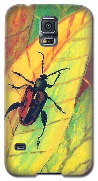 Leaf Surfer Galaxy S5 Case