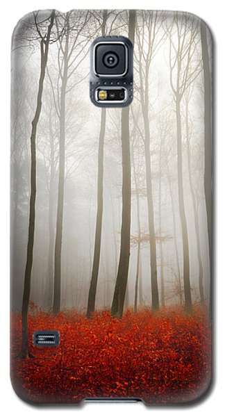 Galaxy S5 Case featuring the photograph Leafless by Philippe Sainte-Laudy