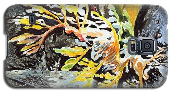 Leafy Dragon Galaxy S5 Case