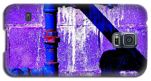 Galaxy S5 Case featuring the photograph Leaky Faucet IIi by Christiane Hellner-OBrien
