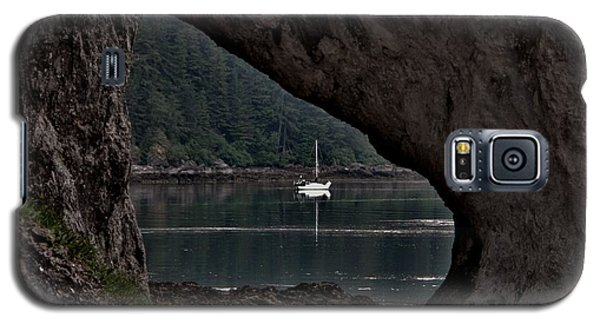 Lealea At Anchor Galaxy S5 Case