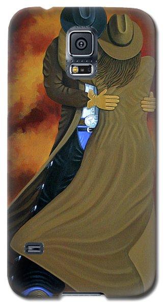 Lean On Me Galaxy S5 Case