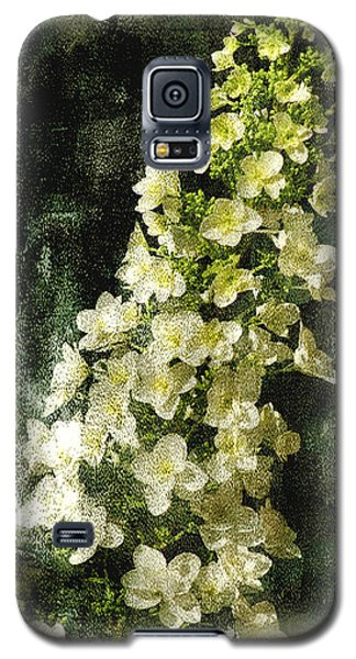 Galaxy S5 Case featuring the digital art Lean With Me by Davina Washington