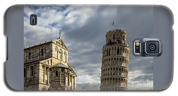Leaning Tower And Duomo Di Pisa Galaxy S5 Case