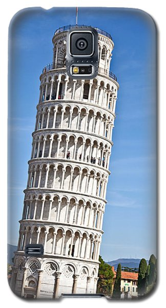 Leaning Tower Of Pisa Galaxy S5 Case