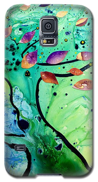 Leaning Tree Galaxy S5 Case