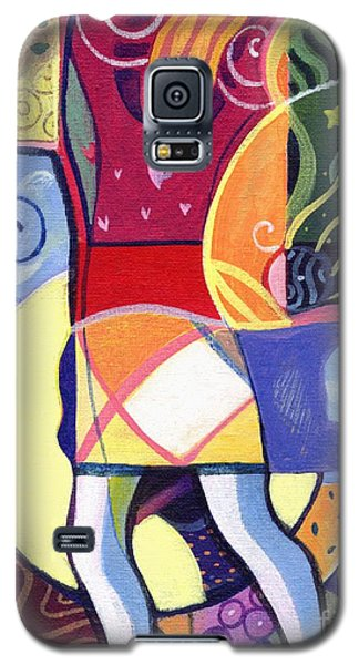 Leaping And Bouncing Galaxy S5 Case