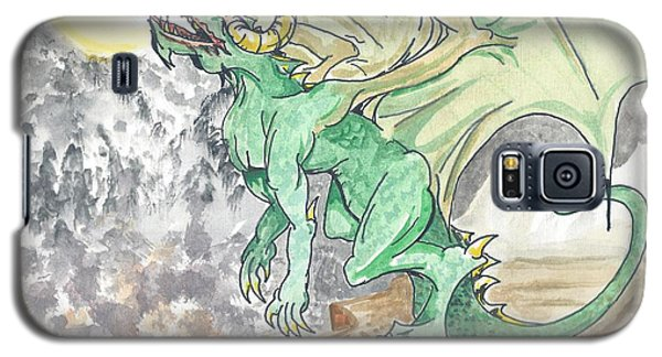 Leaping Dragon Galaxy S5 Case