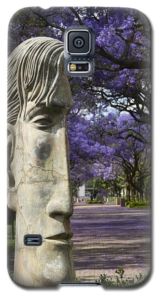Learning To Love Purple Galaxy S5 Case