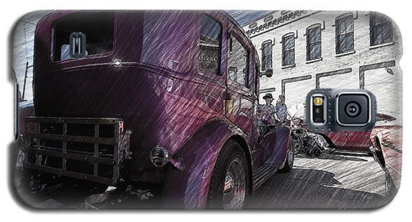 Galaxy S5 Case featuring the photograph Leavenworth Kansas by Liane Wright