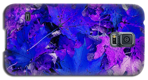 Galaxy S5 Case featuring the photograph Leaves by Aimee L Maher Photography and Art Visit ALMGallerydotcom