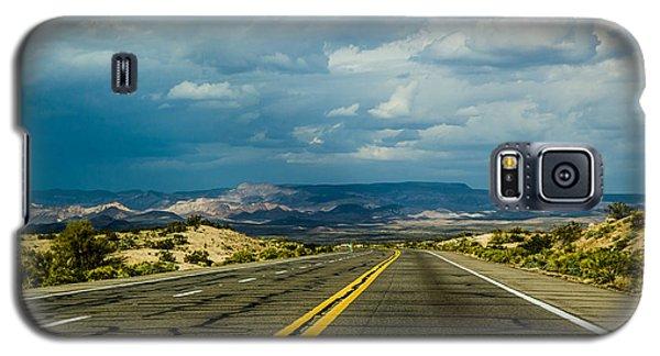 Leaving Arizona Galaxy S5 Case by April Reppucci